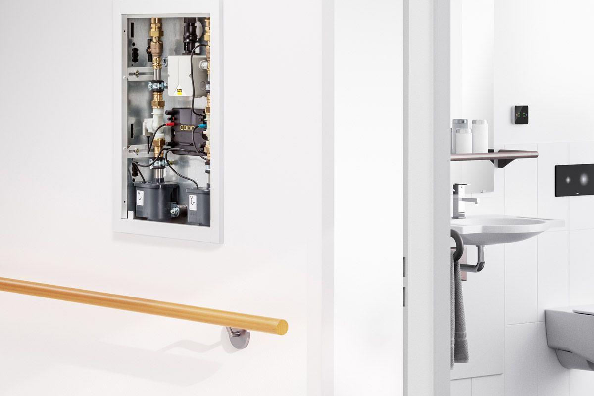 Spülstation mit Internet von Viega - Mund Haustechnik GmbH - SHK aus ...